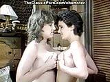 Ron Jeremy, Nina Hartley, Lili Marlene in vintage porn video