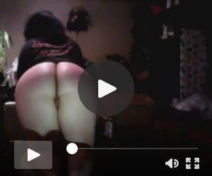 Shy chubby emo girl on Skype