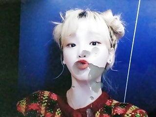 Oh My Girl Seunghee cum (tribute) #18