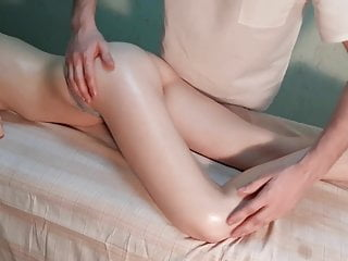 Sensual full body massage. part 2. Russian Massage