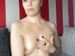 PREMIERE! Oily tits!