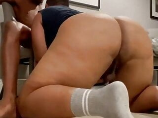 Playing in some fat booty Mexican boypussy