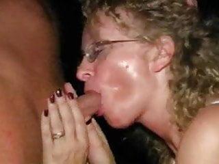 Cathy Enjoys A Porna Show