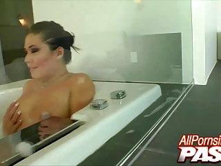 Asian bathtub tease...