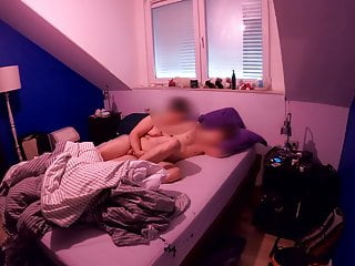 Fuck this twink bareback is the perfect way to wake him up