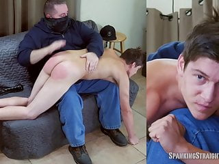 First ever spanking...