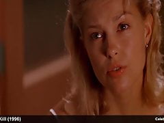 celebrities Ashley Judd & Sandra Bullock sexy movie scenes