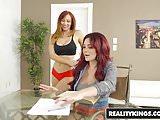 RealityKings - Moms Lick Teens - After Studies