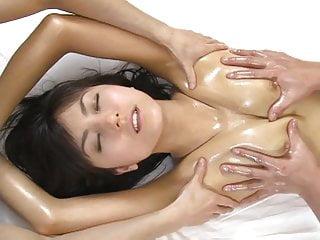 Saori milk wife oil massage non porn...