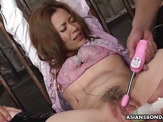 Japan uncensored BDSM consultation.