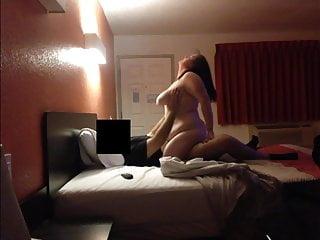 Big bbw tits riding