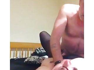 Cumming on my fuck buddy