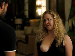 Amy schumer naked tit...