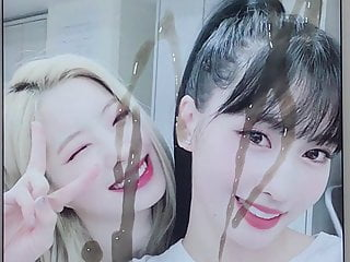 190908 Twice Momo & Dahyun Cum Tribute