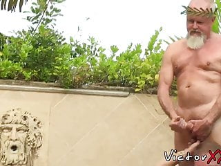 Fun while outdoors as they raw fuck...