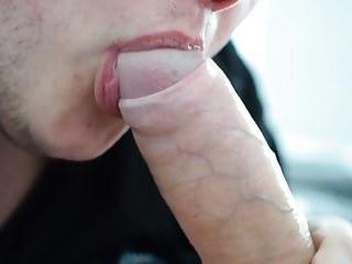 Buddy sucked cock part 1...