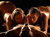 Threesome Passion for Seduction