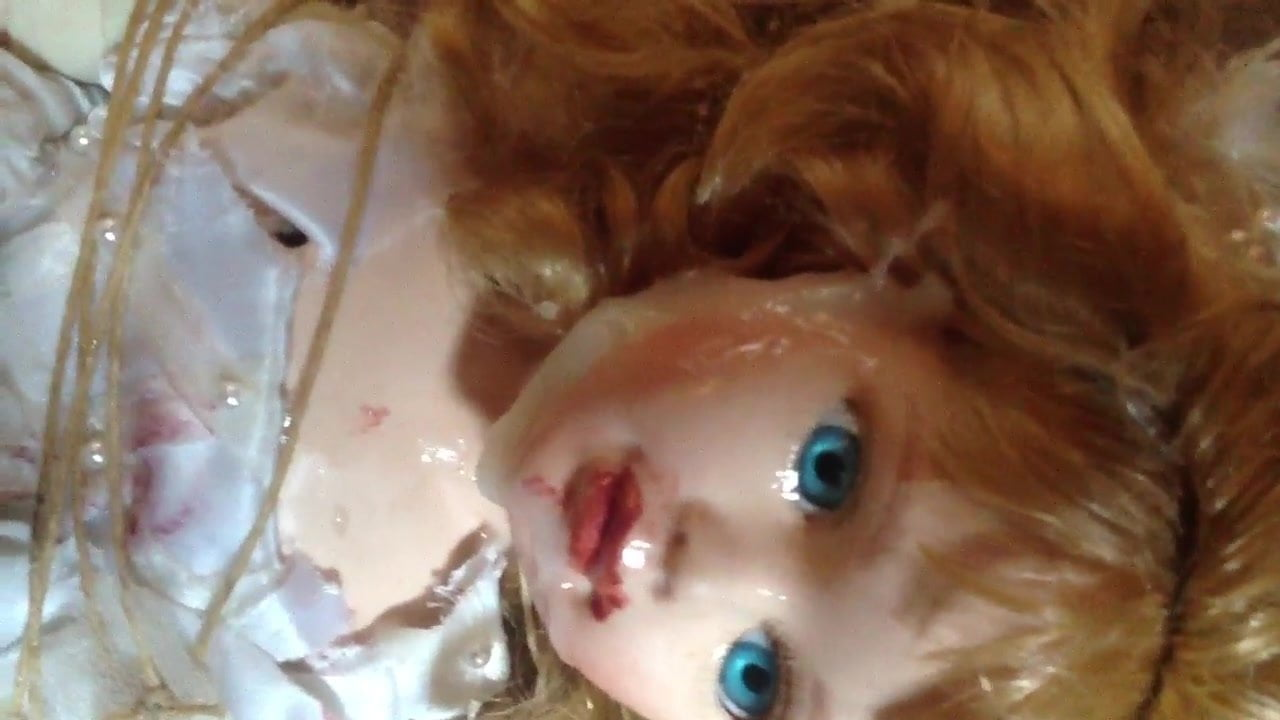 On doll cum fucking and