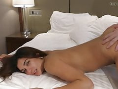 MILF Lets Husbands Friend Fuck Doggystyle
