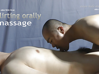 Horny Oral Massage