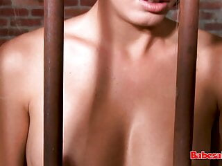 Babesalicious – Super Old Perverted Grandpa Gets Stable Blowjob