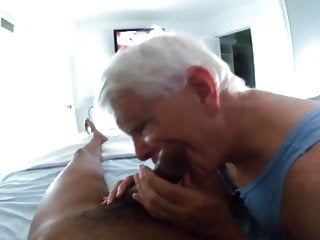 Hot Married Jamaican Fucks Old Man, With Creampie