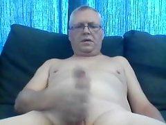 Masturbation in full cam