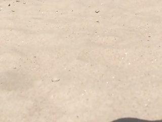 Big tit beach milf...