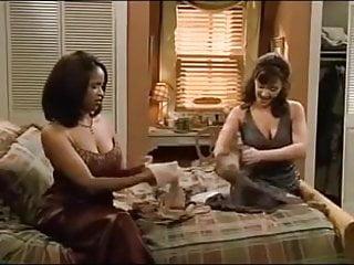 Leah remini amp merrin dungey cleavage...