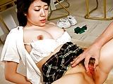 Yuri Hirayama busty schoolgirl fucking - More at javhd.net