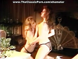 Lesbian seduction for kinky girl