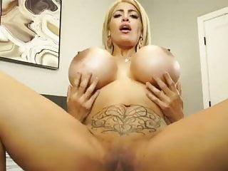 Amber alena huge tits amateur guy...