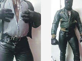 Black leather promo montage january 2020...