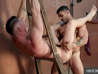 Lonely cowboy gets his ass fucked by gay stranger