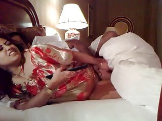 Pressured my Mischievous step horny mommy -PART 1