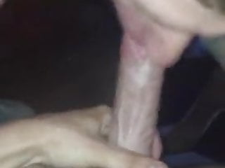 Double cumload on the twink's face after he blows us