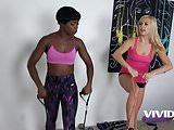 Vivid.com - 2 wild bitches decide to get down to business