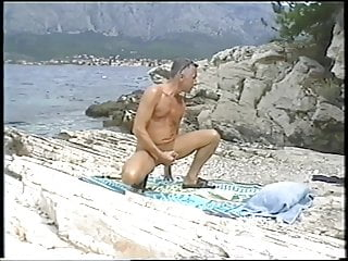 Mondobay on a nudist island in croatia 2002...