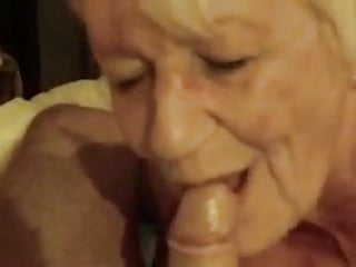 Granny 039 blowjob...