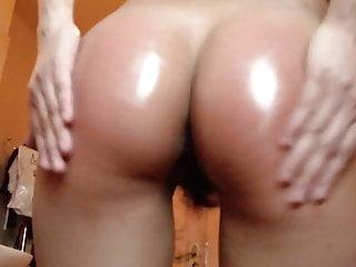Hot asian spanking...