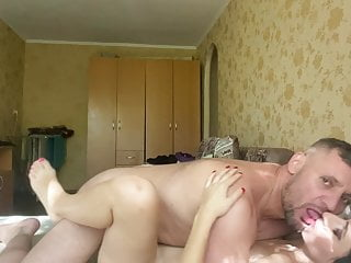 Russian Mature and Boy .