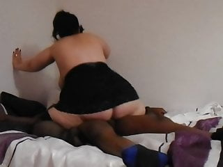 Milf cums on after a long sensual fuck...