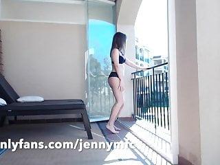 Striptease from JennyMFC