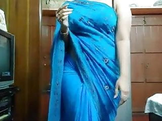 Wearing bhabhi...