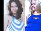 Aline with Melisa not porn
