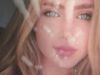 ryan newman cumtribute #8 with slo-moHD Sex Videos