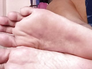 Asian feets after work...