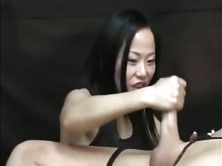 Japanese mistress make bondage femdom...