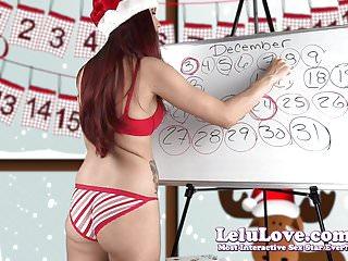Lelu Love-December 2016 Cum Schedule