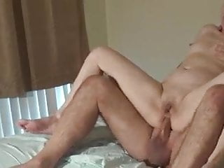 Chinese milf dick before anal fucking...
